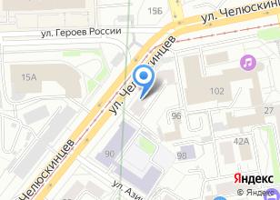 Компания «Отдел образования Администрации г. Екатеринбурга» на карте
