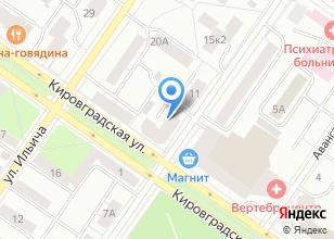 Компания «Энергомашстрой» на карте
