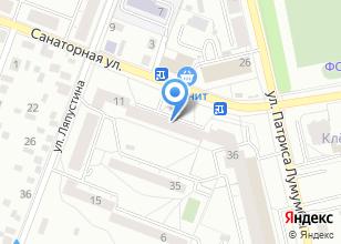 Компания «ЭлектроРадиоТовары» на карте