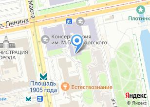 Компания «ТК Платформа» на карте