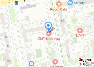 Компания «ДСА-Урал» на карте