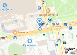 Компания «MARKET.DO4A.COM» на карте