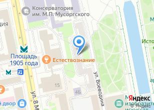 Компания «Партизан» на карте