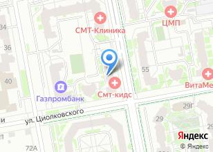 Компания «Жилстройпроект-1» на карте