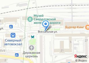 Компания «Рестэко» на карте