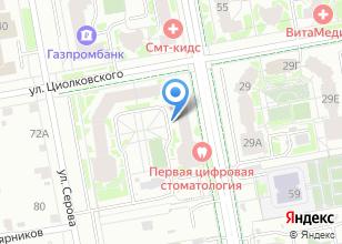 Компания «Зубрстрой» на карте