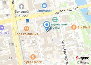 Компания «Бюро 882» на карте