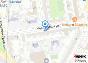 Компания «Уралгеоэкология» на карте