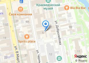 Компания «БагетЕка» на карте
