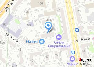 Компания «ЭйсВентура» на карте
