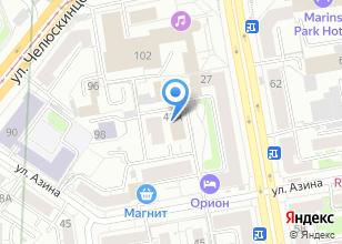 Компания «ОмегаСтройКомплекс» на карте