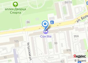 Компания «Золотой век» на карте