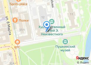 Компания «Ресторанный консалтинг диалинк» на карте