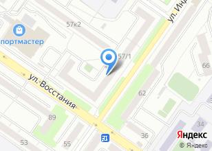 Компания «Премьер букет» на карте