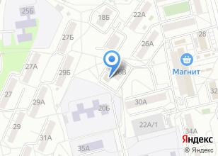Компания «ТЭСТ-сервис» на карте
