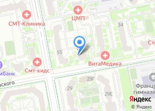 Компания «Симплекс-Урал» на карте