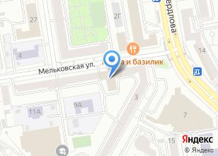 Компания «Отдел инспекционного контроля» на карте