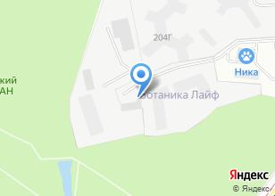 Компания «ВИСБАС» на карте