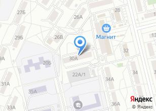 Компания «ВИДОК-СБ» на карте