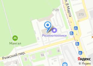Компания «СтокУрал» на карте