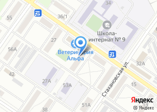 Компания «Магазин тканей и швейной фурнитуры» на карте