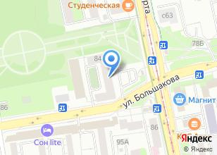 Компания «Пол66» на карте