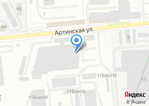 Компания «Верея-Проф» на карте
