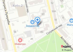 Компания «ВИКТОРИЯ ИНВЕСТ СТРОЙ» на карте