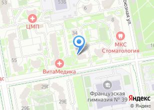 Компания «ЭЛТЕХ торговая компания» на карте