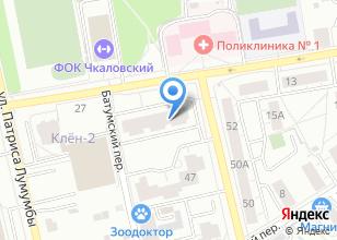 Компания «Выгодный-переезд.рф» на карте