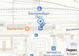Компания «Магазин подшипников-Екатеринбург» на карте