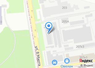 Компания «АВА-СТРОЙ ИС» на карте