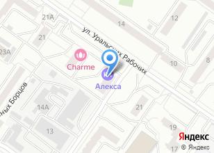 Компания «СтройТрэйд» на карте