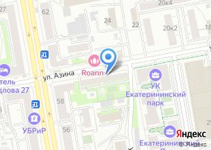Компания «ГлавТур» на карте