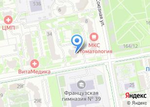Компания «*аврораспорт*» на карте