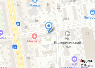 Компания «Марьин Дом» на карте