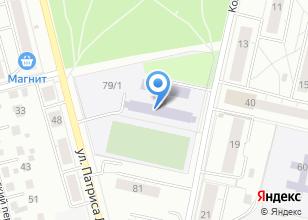 Компания «Дети России» на карте