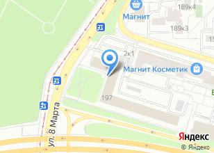 Компания «Прома, ЗАО» на карте