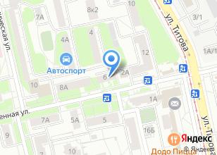 Компания «Пектораль» на карте