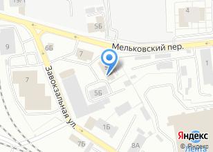 Компания «Мир Электомонтажа» на карте