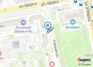 Компания «СКВИРЕЛ» на карте