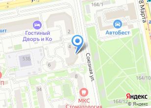 Компания «Паркет Delux» на карте