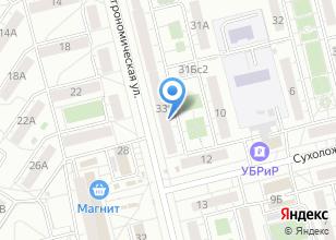 Компания «Артека» на карте