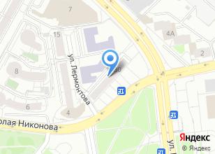 Компания «3DUB» на карте