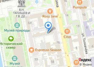Компания «Pets Friends» на карте