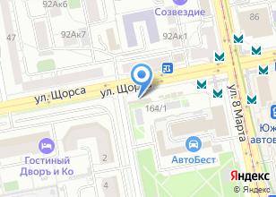 Компания «Cveti Leta» на карте