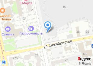 Компания «Бамбук Удачи» на карте