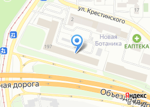 Компания «РеверсТЭК» на карте