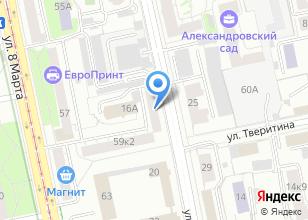 Компания «Фреш-Тур» на карте