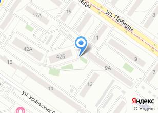 Компания «Инвент-Сервис» на карте